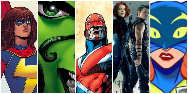 5 Marvel Heroes Who Deserve a Netflix Series