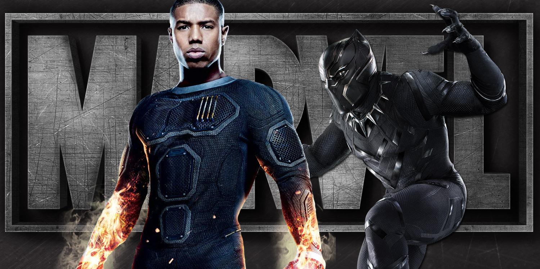 Michael B. Jordan Seemingly Confirms 'Black Panther' Role