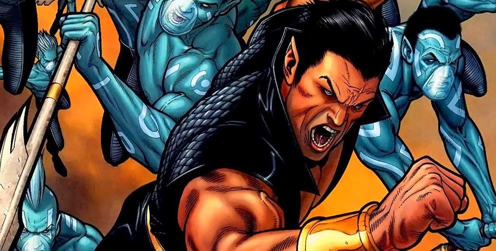 Black Panther to Battle Namor in Sequel?