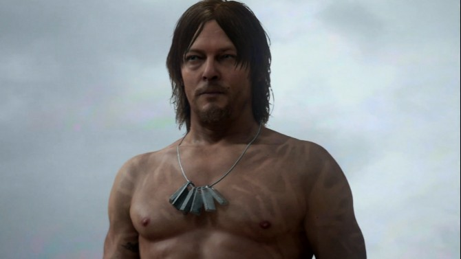 Kojima Re-teams With Norman Reedus for New Game Teaser