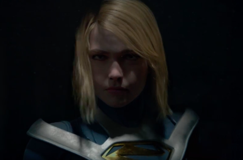 Supergirl in Injustice 2