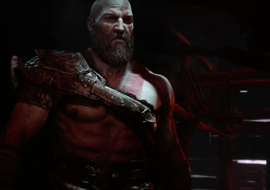 'God of War' & Kratos Return in Explosive Gameplay Reveal