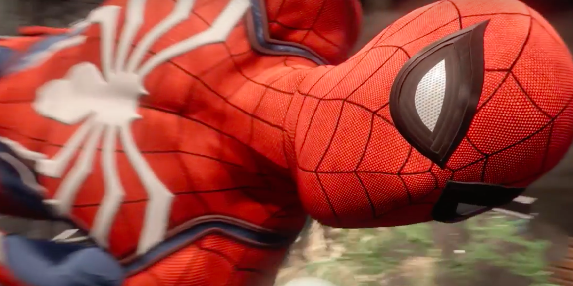 Insomniac's Spider-Man Game Shown Off With a Teaser