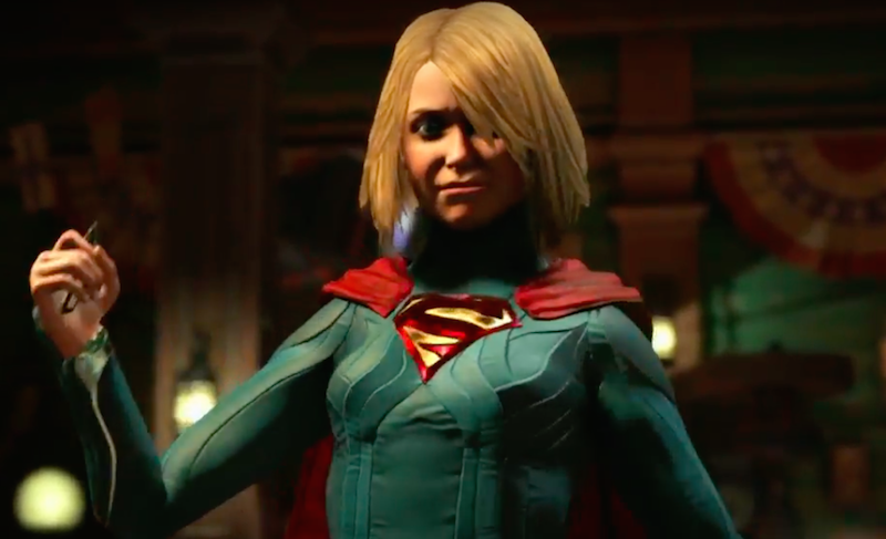 'Injustice 2' Gameplay Reveal Trailer
