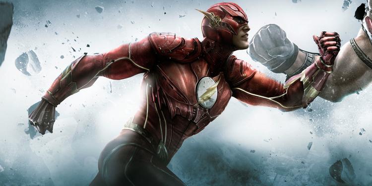 The Flash Concept image DC Films