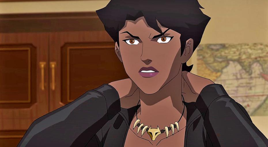 Vixen animated series