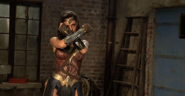 Wonder Woman braces
