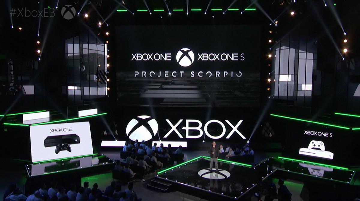 Sony Exec's Response to Xbox's Scorpio Reveal