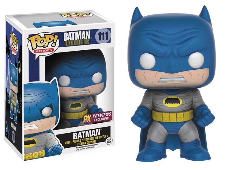 the dark knight returns funko figures