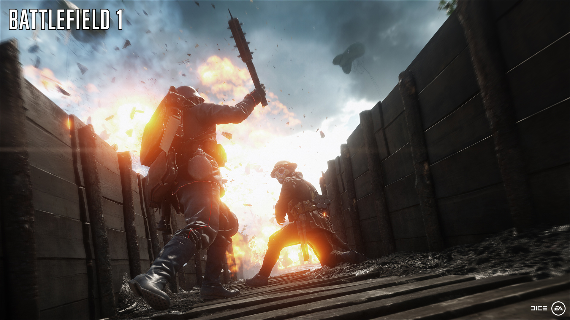 WATCH: 'Battlefield 1' Multiplayer Teaser Trailer