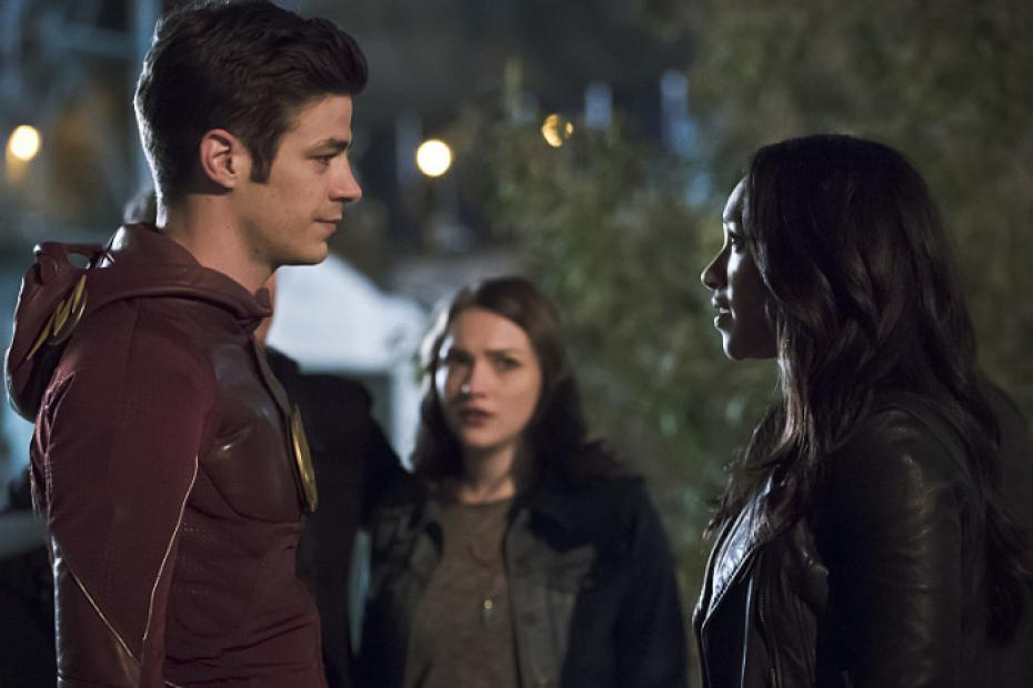 'The Flash': How Iris Would React to Barry's Actions in the Finale