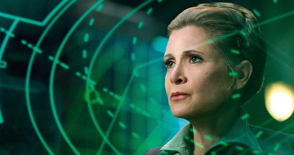 Carrie Fisher Now Has an Advice Column