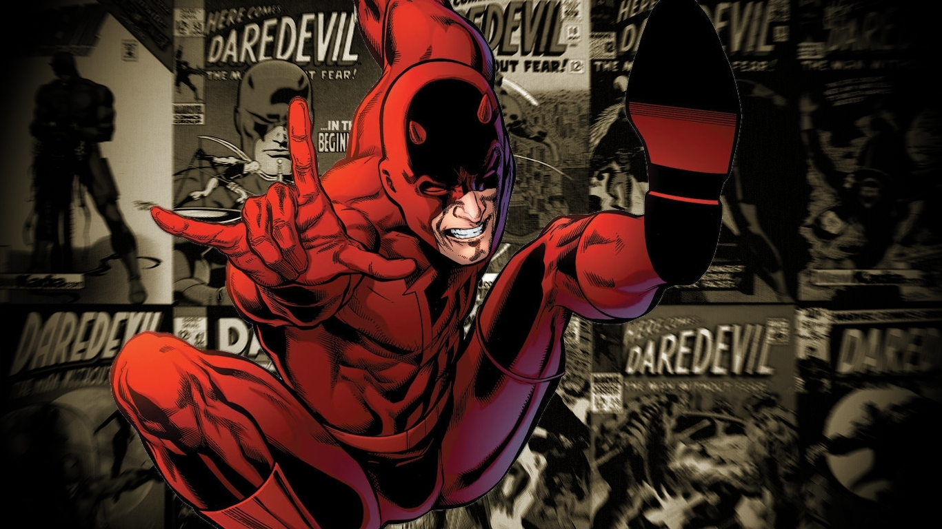 WATCH: The Daredevil Game That Never Was