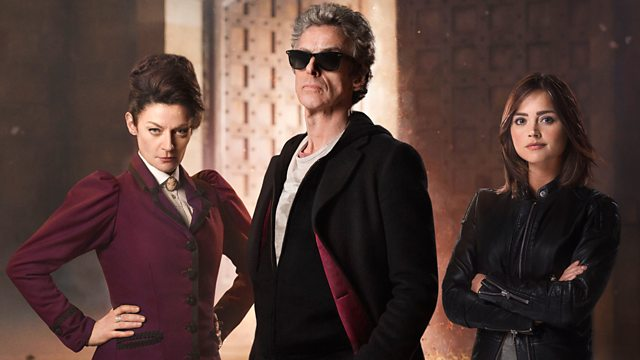 """Steven Moffat Says He """"Fumbled"""" 'Doctor Who' Series 9 Opener"""