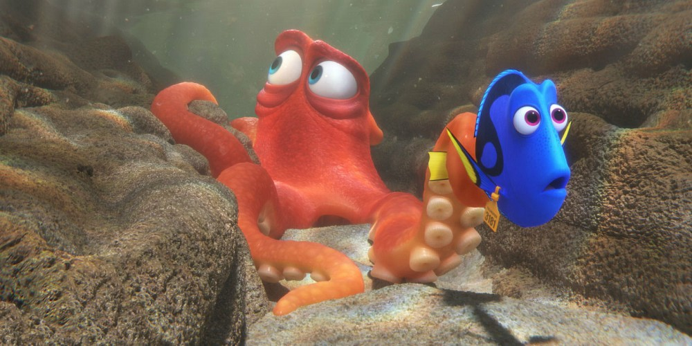 'Finding Dory' Smashes Day-One Box Office Record