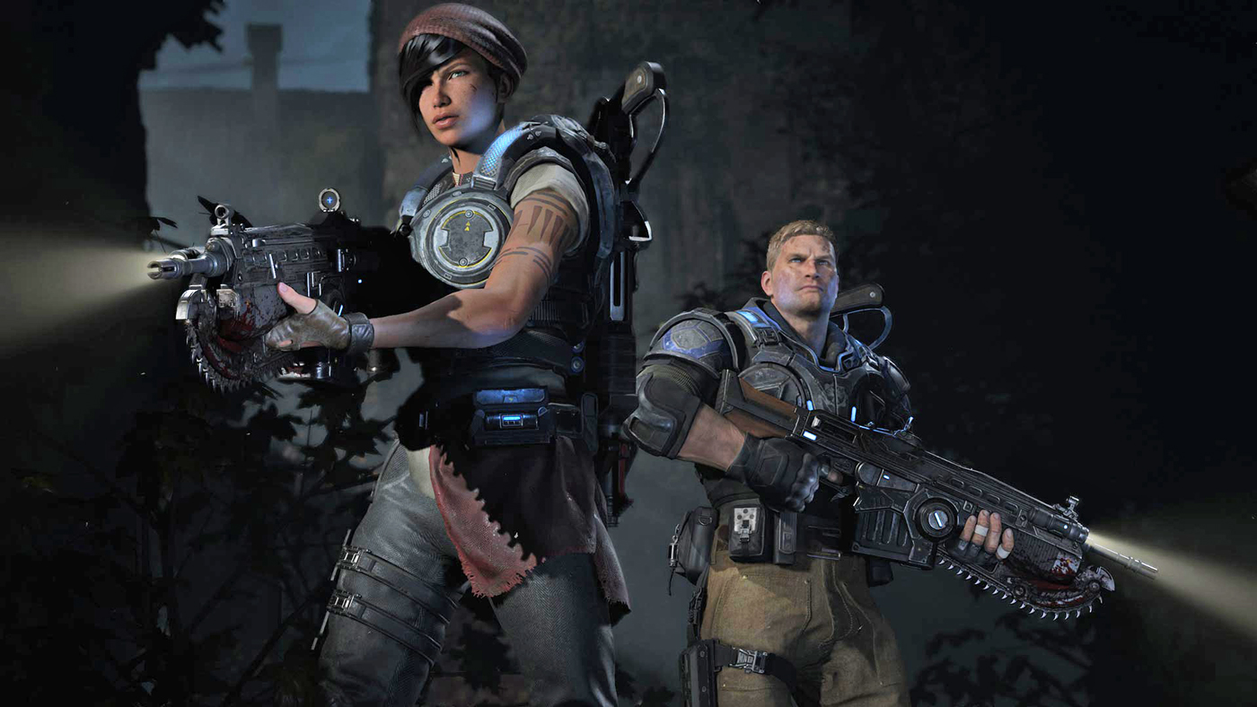 'Gears of War 4' Coming to PC, Supports Cross-Play