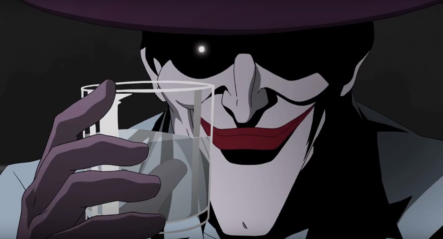 'Batman: The Killing Joke' Gets Cinema Release