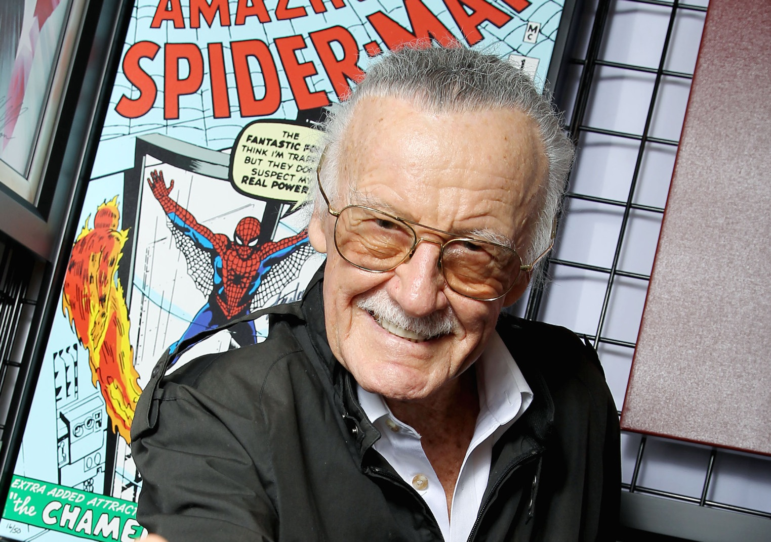Stan Lee, Co-Founder of Marvel, Has Passed Away at 95