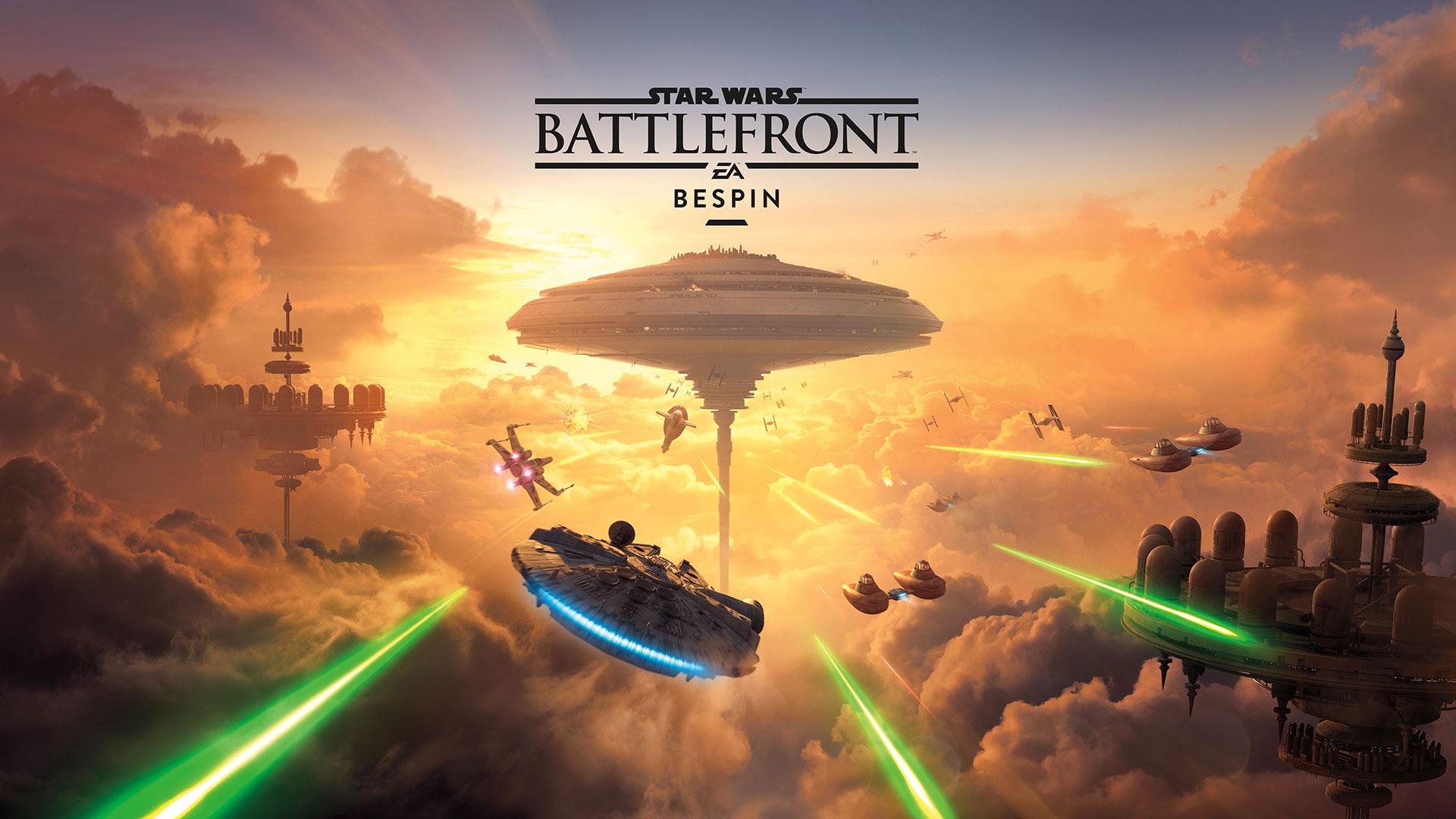 'Star Wars Battlefront' Bespin DLC Gets Release Date