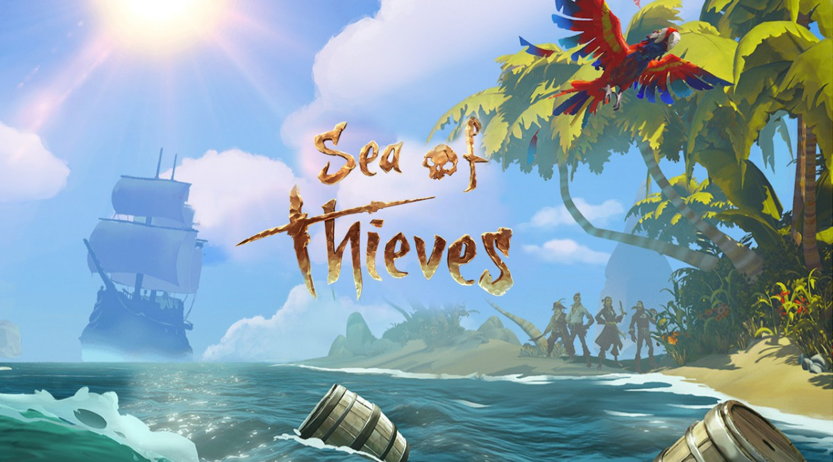 'Sea of Thieves' Gets New Gameplay Trailer