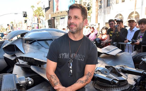 How Zack Snyder Navigated 'BvS' Backlash
