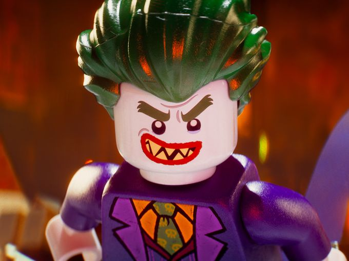 First Look at The Joker and Robin in 'The Lego Batman Movie'