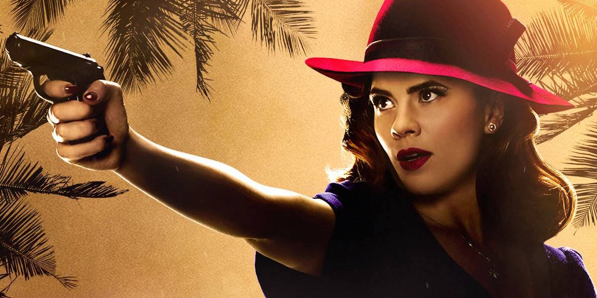 Netflix Boss on Why They Passed on 'Agent Carter'