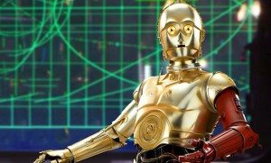 Anthony Daniels Force Awakens