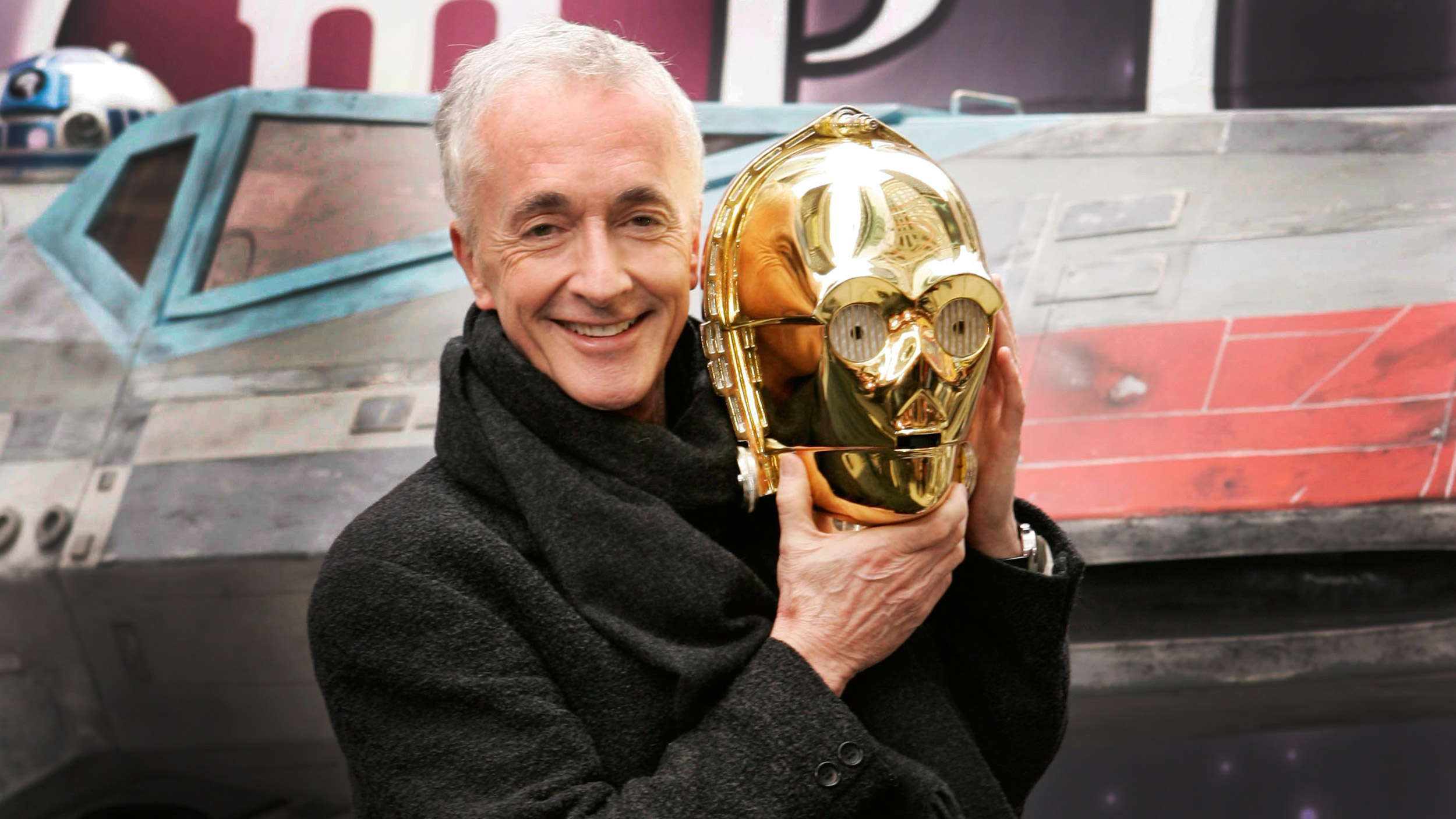 Anthony Daniels is The Protocol Man