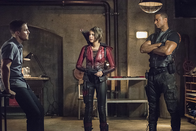 Arrow, Speedy, Diggle