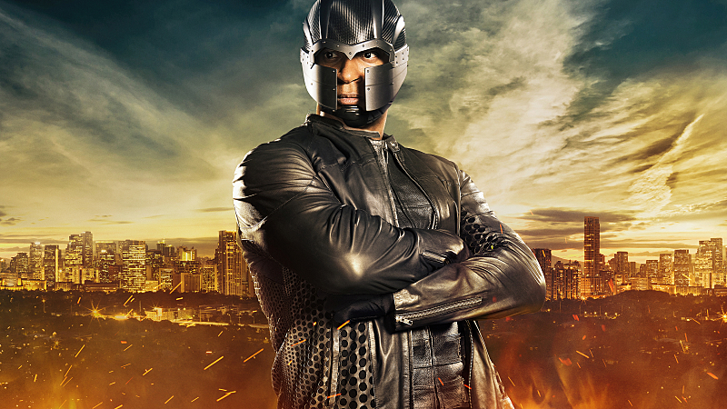 Diggle Getting a New Mask in 'Arrow' Season 5 Made by Cisco