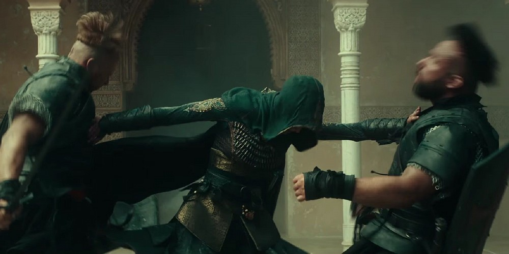Ubisoft Responds to 'Assassin's Creed' Film Marketing Statement