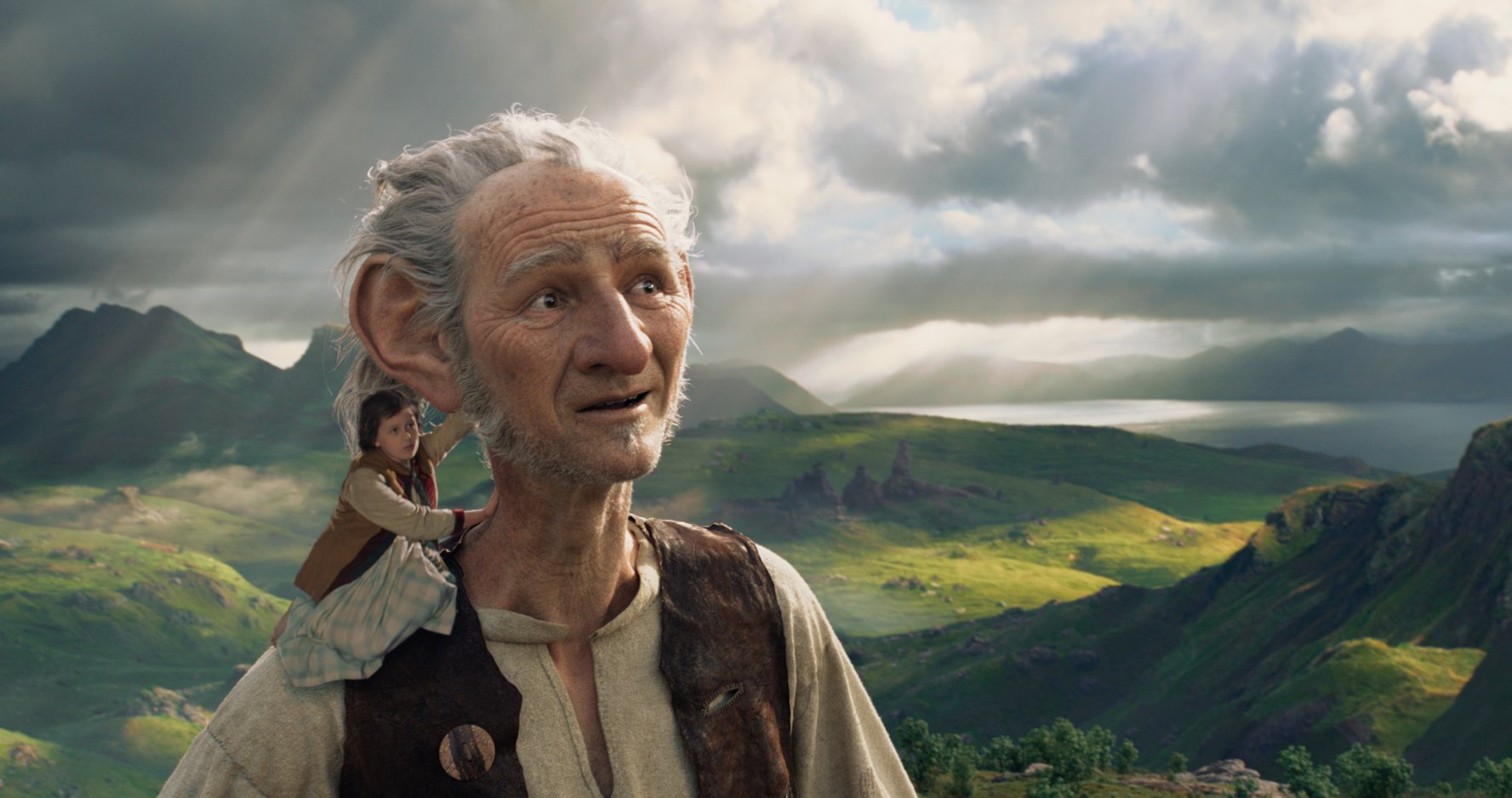 'The BFG' Is Big, Friendly, Gigantic Summer Fun
