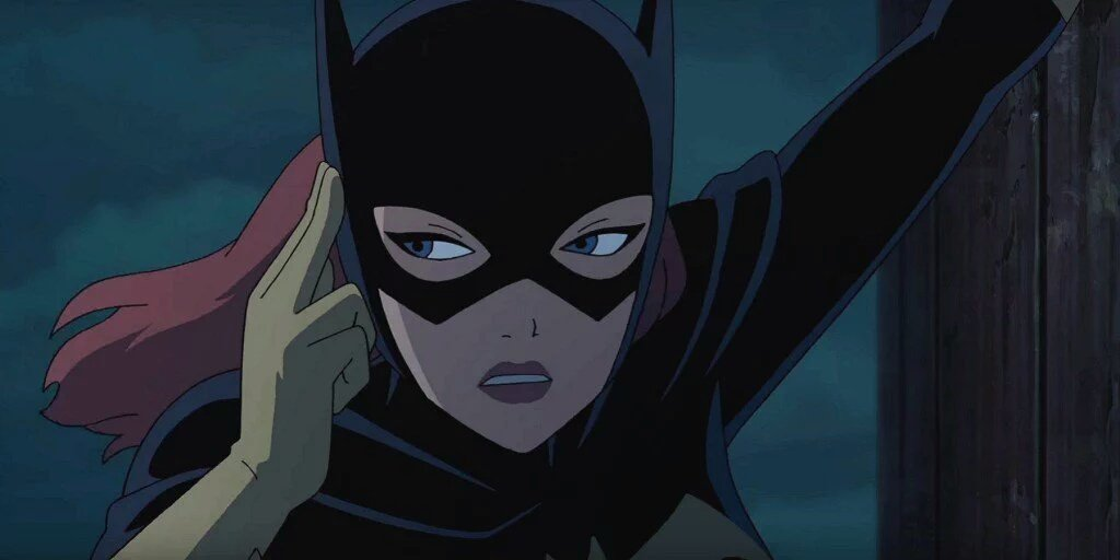 'The Killing Joke' Clip Shows Bruce & Babs' Romance