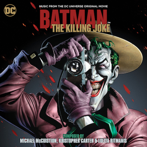 'The Killing Joke' Soundtrack: Mark Hamill to Sing, Tracklist Revealed