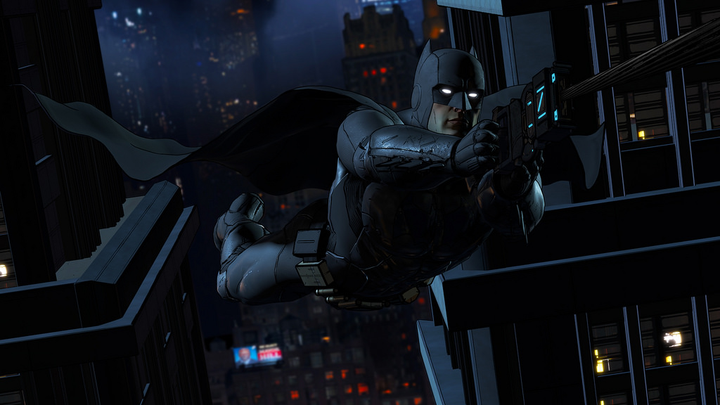 crowd play multiplayer for Batman the telltale series