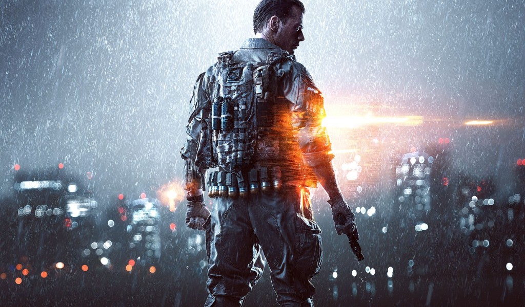 The 'Battlefield' Games Are Getting a TV Series