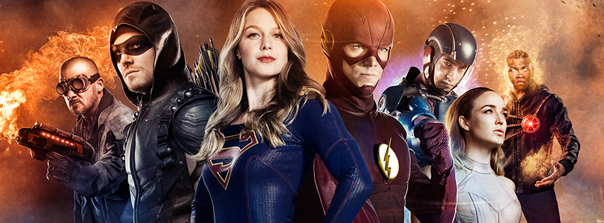 Supergirl is the Connect Between 'Flash', 'Arrow', & 'Legends' Crossover