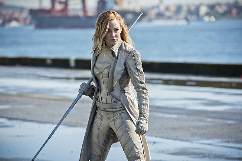 Caity Lotz Reveals 'Legends of Tomorrow' Season 2 Premiere Title