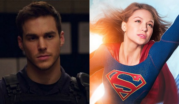 "'Supergirl' Adds Chris Wood as ""Surprise DC Comics Character"""