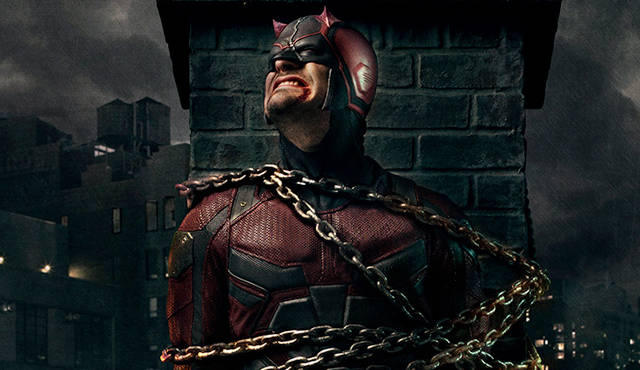 Could we get a video game version of Netflix's 'Daredevil'?