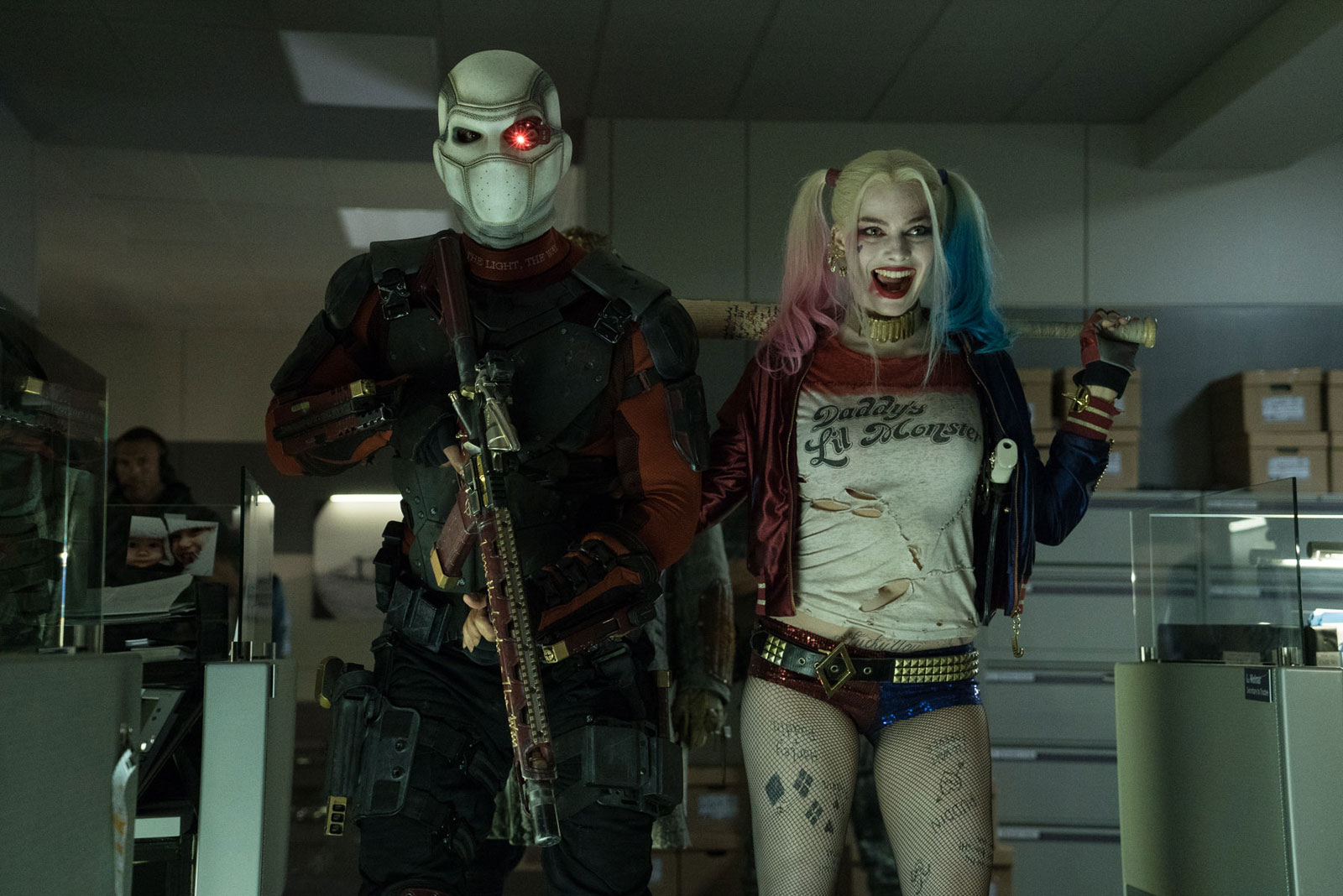 Interesting New Details on 'Suicide Squad'