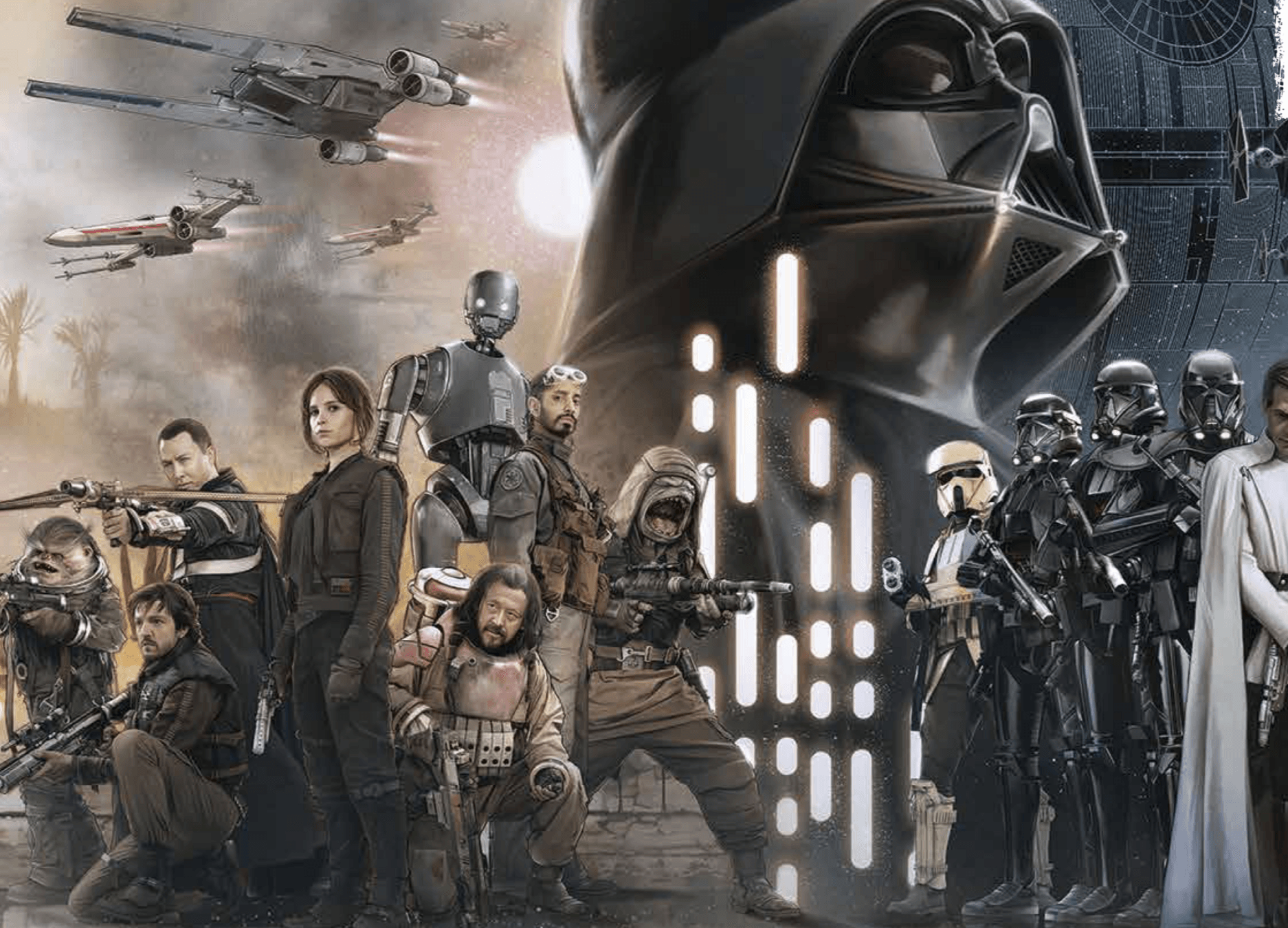 SDCC: New 'Rogue One' Character Revealed