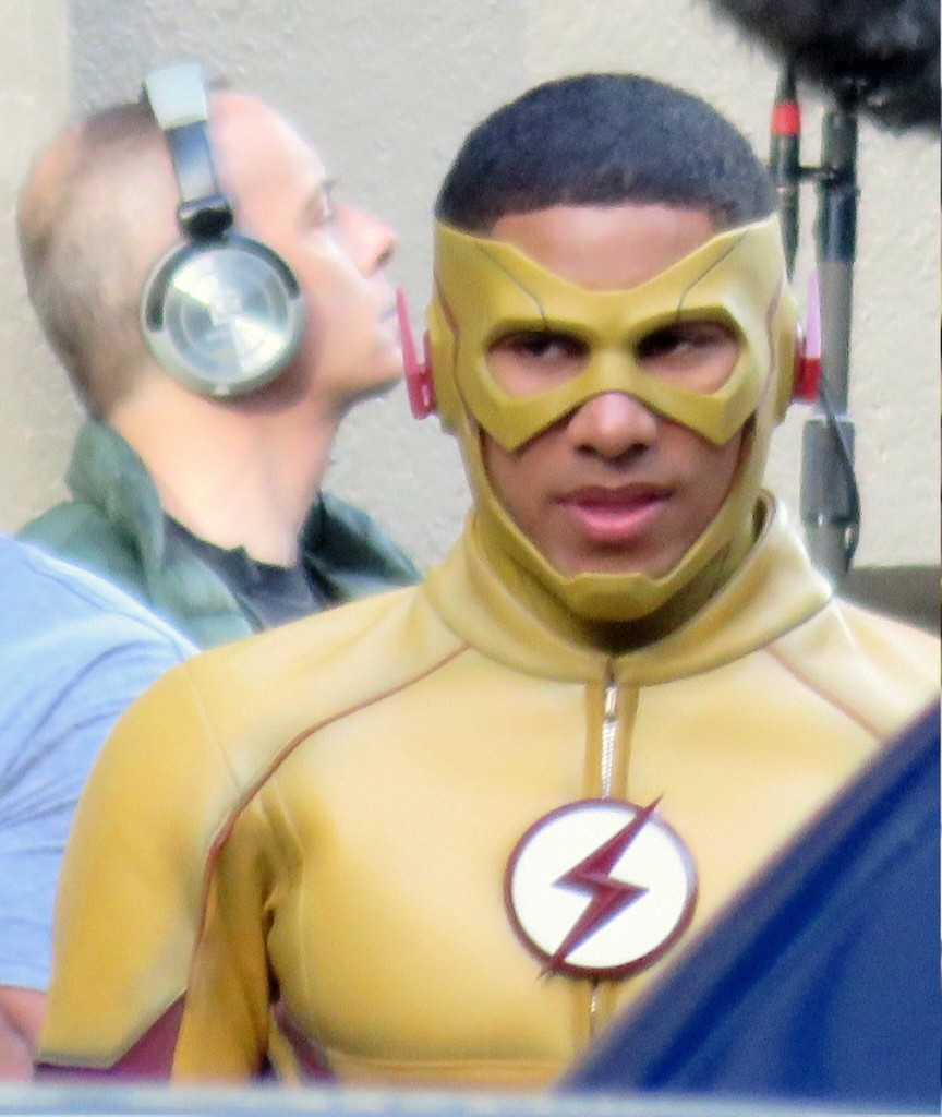 New 'The Flash' set photo