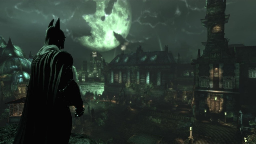 From 'Batman: Arkham Asylum'