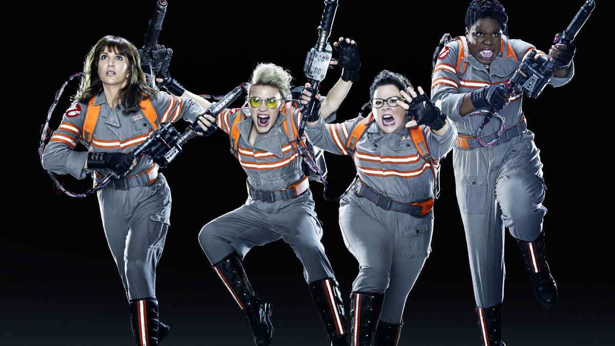 'Ghostbusters' Captures Fun, Yet Plays it Safe