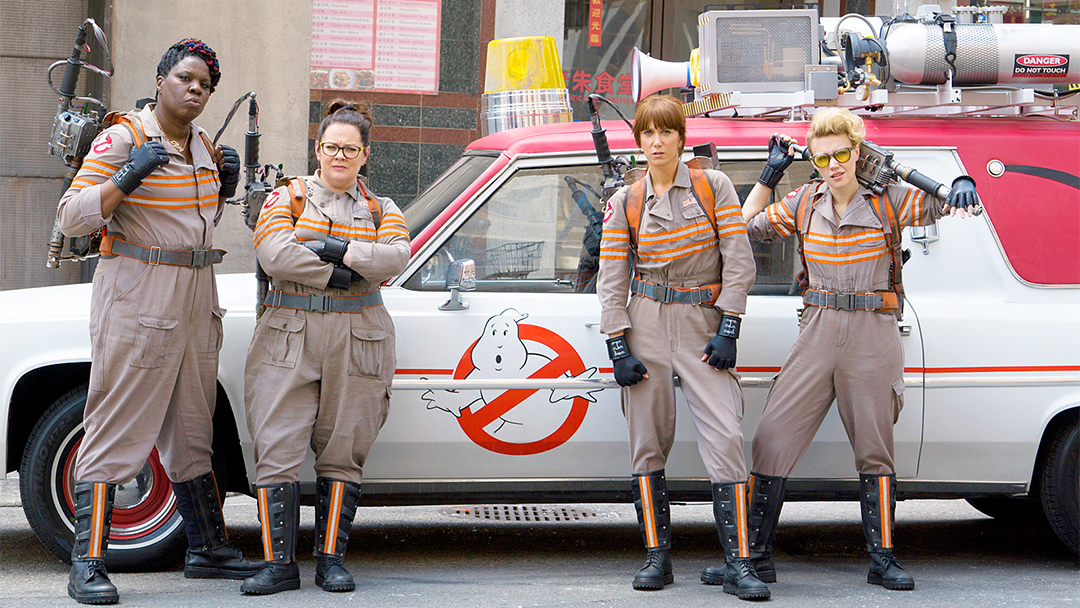 'Ghostbusters' Renamed to Avoid Censorship in China