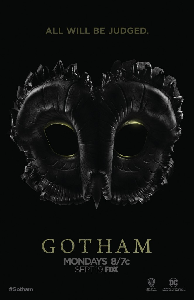 Gotham Court of Owls teaser poster