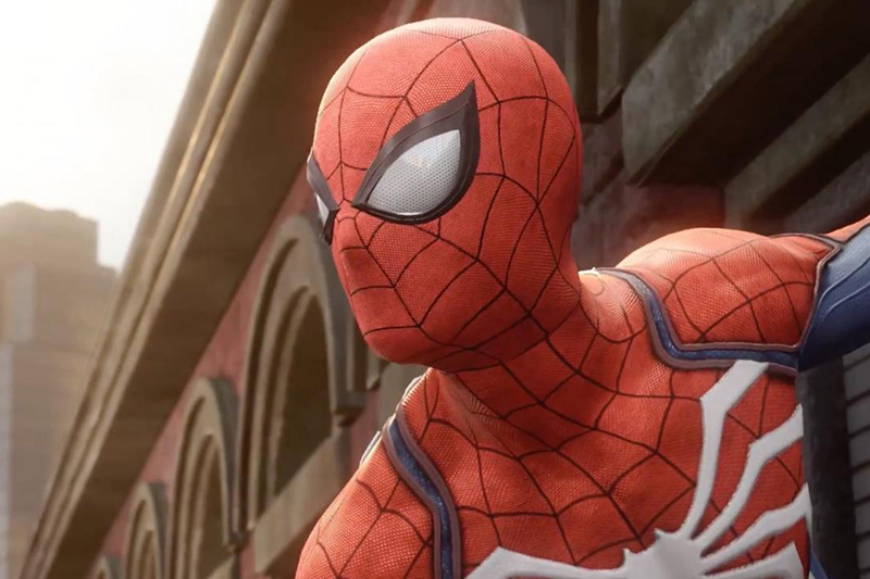 Update| Spider-Man PS4: Don't Expect a Release Date Anytime Soon