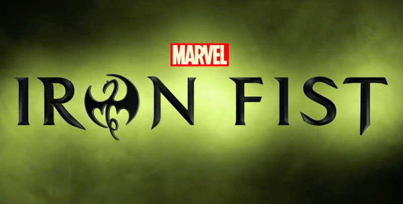 SDCC: First Trailer for 'Iron Fist' Released